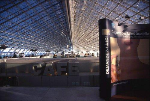 ドゴール空港.JPG