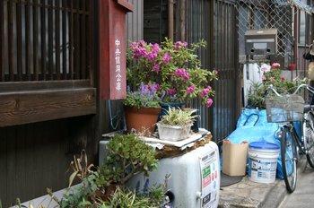 下町の玄関.JPG
